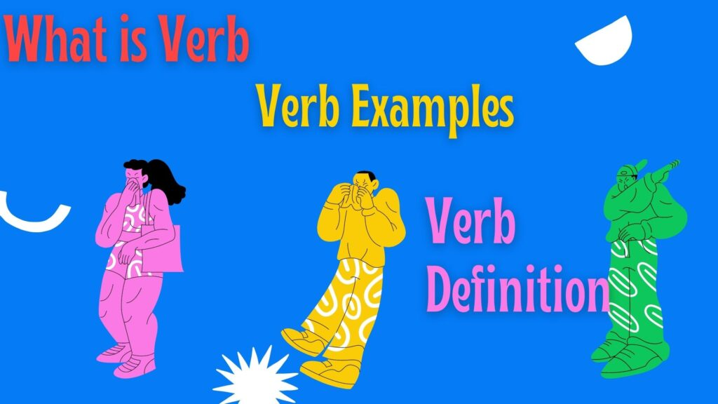 What is Verb?| Incrediblecaffe